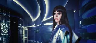 Startup-Spirit und Popkultur: Aliya Prokofyeva plant eine Raumstation - für 10.000 Menschen