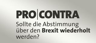 tagesschau Pro-Contra: Brexit