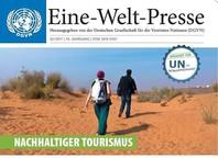 Eine-Welt-Presse: Nachhaltiger Tourismus
