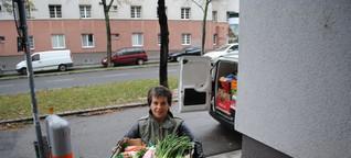 Bedarfshilfe: Meidlinger Helfer mit Herz müssen Ladezone selbst bezahlen