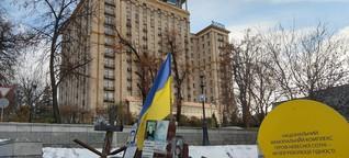 """Landesporträt: """"Ohne den IWF wäre die Ukraine längst bankrott"""""""