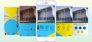 Pinakothek der Moderne in München startet Social-Media Offensive: App Dir Deinen Klee