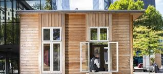 Zentrale Einzimmerwohnung für 100 Euro