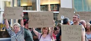 Angriffe auf die Medien: Freiheitsrechte im Stresstest