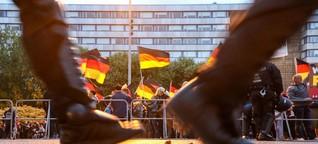 Deutschland - ein gespaltenes Land: Der Riss, den jeder spüren kann