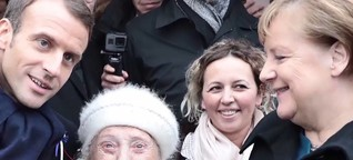 tagesschau: Kanzlerin ist Frau Macron