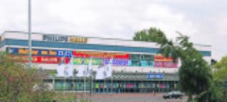 Die vielen Geschichten der Philipshalle in Düsseldorf