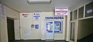 Auswanderung bulgarischer Ärzte: Frau Doktor geht nach Deutschland