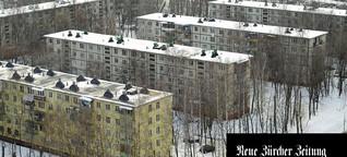 Moskaus grosser Abriss   NZZ
