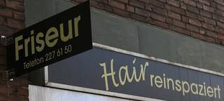 Haarsträubender Friseursalon: Die kuriosesten Namen
