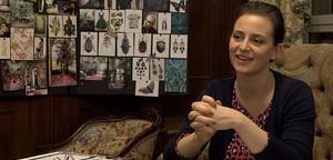 Wie wird man eine erfolgreiche Designerin, Lena Hoschek?