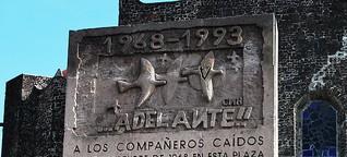 Mexiko: Zum 50. Jahrestag des Massakers von Tlatelolco