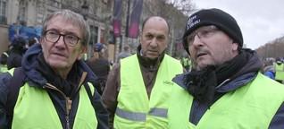 Gelbwesten: Die Wut auf die Medien