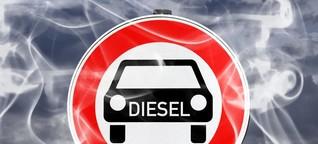 Diesel-Fahrverbote: Verwaltungsgericht-Urteil einfach erklärt