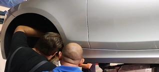 Verschlüsselte Technik in Autos erschwert freien Werkstätten die Reparatur