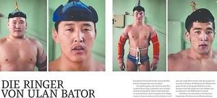 Die Ringer von Ulan Bator