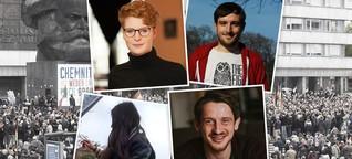 Wie junge Menschen in Sachsen gegen Rechte kämpfen