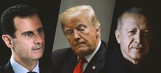 Analyse: Trump beschenkt seine Feinde und die Türkei