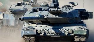 So funktioniert der Teufelskreis der Waffen-Deals [1]
