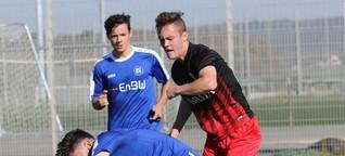 Fußball: Ronny Sarstedt ist der erste Azubi beim SV Wehen Wiesbaden - Wiesbadener Kurier