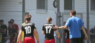 SVW-U 19: Nach 1:1 gegen Nürnberg und spätem Frankfurter Anschlusstor in Heidenheim aus der Fußball-Bundesliga abgestiegen - Wiesbadener Kurier