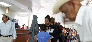 US-Grenze zu Mexiko: Wo Wutbürger helfen