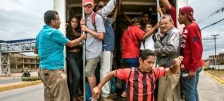 Venezuela: Für ein paar Tausend Fässer
