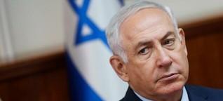 Wer Netanjahu noch gefährlich werden kann