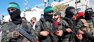 Rätselraten um israelisches Sonderkommando