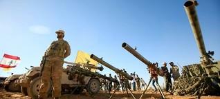 Israels Kampf gegen die Hisbollah-Tunnel