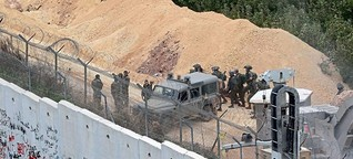 Aufregung um Hisbollah-Tunnel nützt Premier Netanjahu