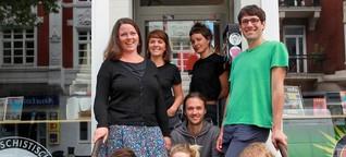 Hohe Mieten? Diese jungen Leute bauen in Hamburg ein Haus - ohne Geld