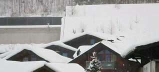 Was hält ein Dach aus? - Für manche Gebäude sind die derzeitigen Schneefälle zu viel - 3sat.Mediathek