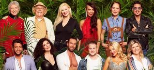 """Dschungelfieber bei RTL: 13. Staffel von """"Ich bin ein Star - Holt mich hier raus!"""" startet"""