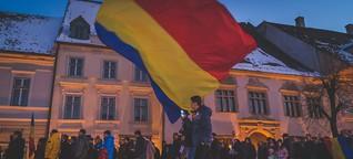 Von Rumänien nach Europa