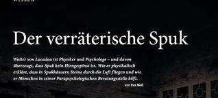 Parapsychologie - Geister und Wissenschaft