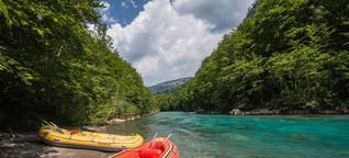 Montenegro: Wo die Natur ihr unberührtes, ungebändigtes Gesicht zeigt
