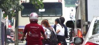 Thailand im Klimawandel - Ist Leben ohne Motorrad möglich?