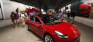 """""""Mehr Tesla als Porsche sind in der Schweiz als Neuwagen sicher"""""""