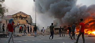 Warnsignale aus dem Irak