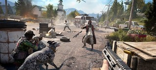 """Far Cry"" am Zoo : Ubisoft hat ein großes Gaming-Studio in Berlin eröffnet"