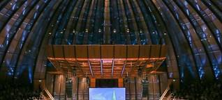 Tonhalle Düsseldorf: Düsseldorfer feiern großes Reformationsfest