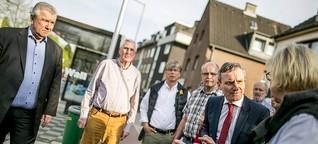 Unterbacher fordern bessere Anbindung