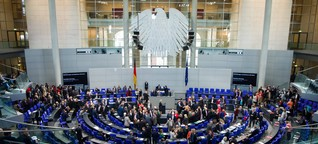 Gibt es bald eine Frauenquote im Bundestag?