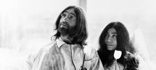 Polizei verfolgte schon länger Spur zu John Lennons Nachlass