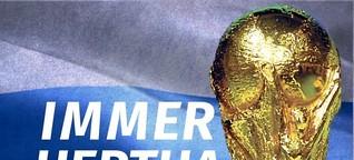 WM-Podcast, Tag 1 - Russisch Brot und los geht's!