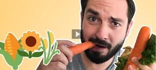 Selbstversuch: 2 Wochen vegan leben - wie ist das?