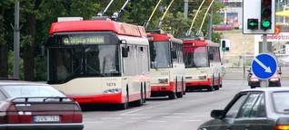 Intelligenter Verkehr: Mit einem Klick durch die Stadt