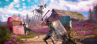 """Videospiel """"Far Cry New Dawn"""" : Grandioser Unsinn am Ende der Welt"""
