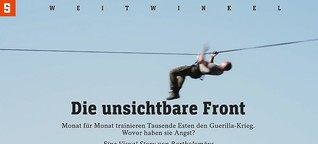 Die unsichtbare Front (Visual Story)